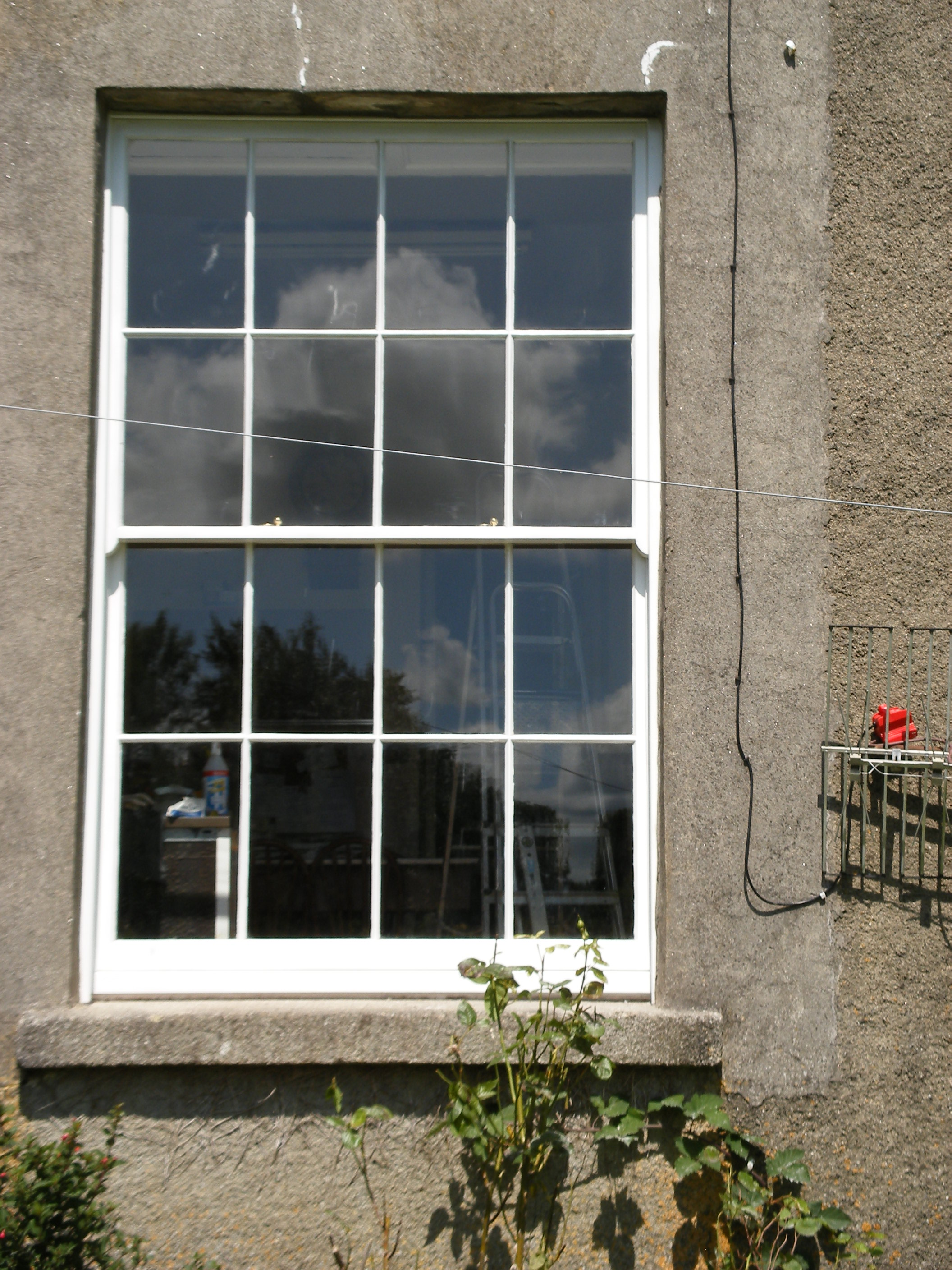 Sliding sash windows woodfield joinery modern and for Sash window design