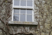 Old Window D First Floor Kildare Farmhouse